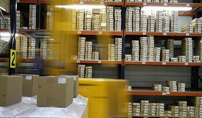Cómo organizar un almacén de forma eficiente