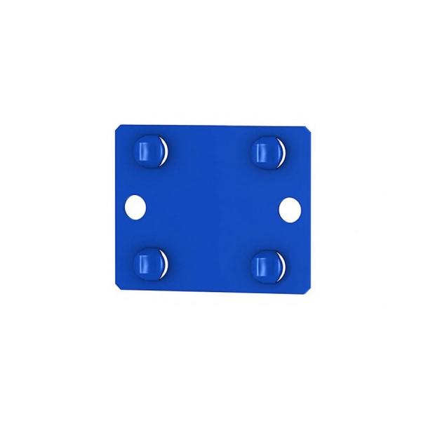 Conector de unión azul V-Max