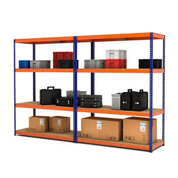 Estanterías metálicas industriales y para el hogar - Ractem 3fbde8dd4692