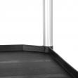 Carro aluminio con baldas - Detalle balda