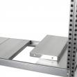 Estantería Picking Galavanizada 600 - Detalle de las bandejas metálicas