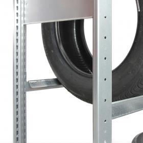 Estantería GalvaPro neumáticos - Detalle