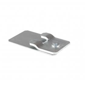 Placa de nivelación para estanterías metálicas Cantilever