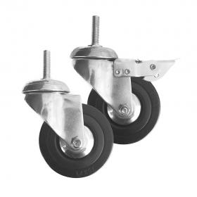 Ruedas de 75 mm de diámetro